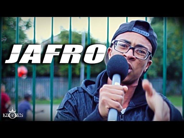 KrownMediaHD Jafro [Freestyle] @Jafrooooo