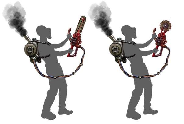 Как в rust сделать low grade fuel