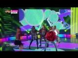 [Comeback Stage] f(x) - Diamond , 에프엑스 - 다이아몬드, Show Music core 20151107