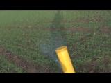 Взрыв петарды (3 кг. пороха) - Супер взрыв - Мега петарда