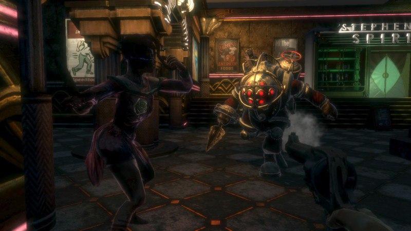 Bioshock (2007) PC | Repack от R.G. Механики - Скриншот 2