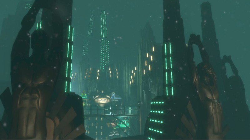 Bioshock (2007) PC | Repack от R.G. Механики - Скриншот 1