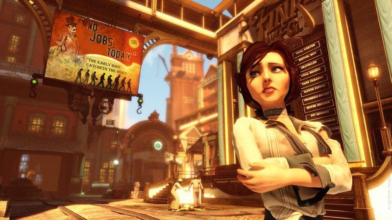 BioShock Infinite (2013) PC | Repack от R.G. Механики - Скриншот 1