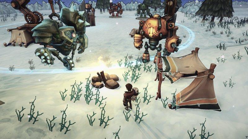 Goliath (2016) PC | Repack от R.G. Механики - Скриншот 1
