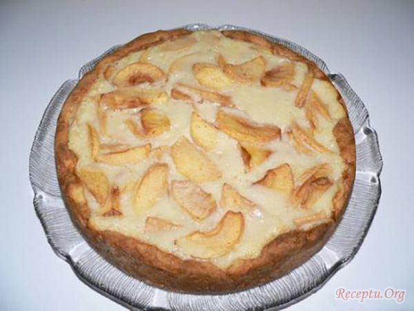Пирог на снежке рецепт с фото