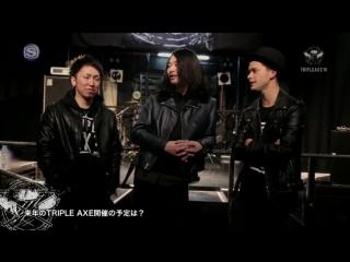 Coldrain, HEY-SMITH, SiM - Live Shibuya Club Asia - TRIPLE AXE Tour (24.02.16)