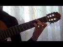 Летний дождь. И.Тальков. Ноты, табулатура, файл Guitar Pro 6.