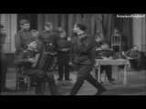 Танец солдата Красной армии СССР  Dance of the soldier of Red army USSR