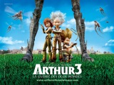 Артур и война двух миров / Arthur 3: la guerre des deux mondes (2010)