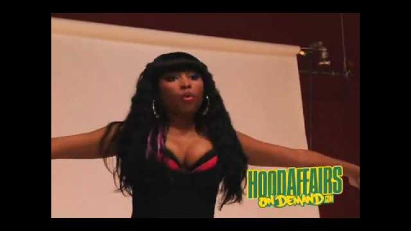 Nicki Minaj- Itty Bitty Piggy [Hood Affairs]