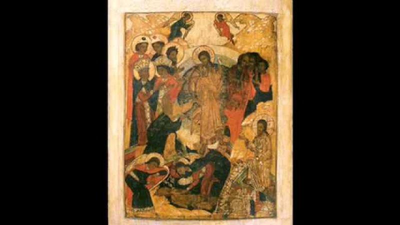 Orthodox Chant of Psalm 102 (103) Mt Athos, Byzantine style.