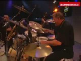 Charly Antolini THE BIG DRUM SOLO THE QUEEN IS MAD - FLYING HOME