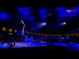 Анна Шульгина - Ножевая - Выступление на концерте