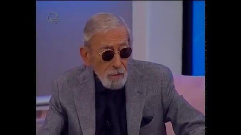 Dgis show - Вахтанг Кикабидзе (грузинский канал Имеди, 11 дек. 2015 г. )