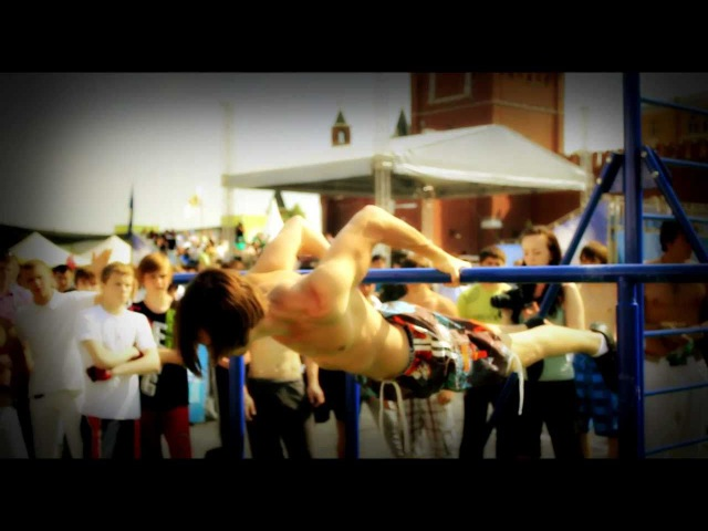 Moscow ГТО 2011 (3run, turnikman, atletic, handstand, workout)