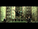 Neo vs Smith - Epic Fight Scene (Part I) - Matrix: Reloaded