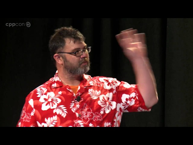 CppCon 2014: Mike Acton Data-Oriented Design and C