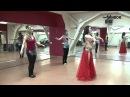 Урок движения Восточные танцы Тренер Юлиана Мокрова