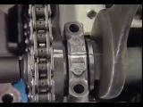 Установка цепи ГРМ на двигателях Mercedes CDI OM651