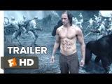 The Legend of Tarzan Official Trailer #2 (2016) - Alexander Skarsgård, Margot Robbie Movie HD