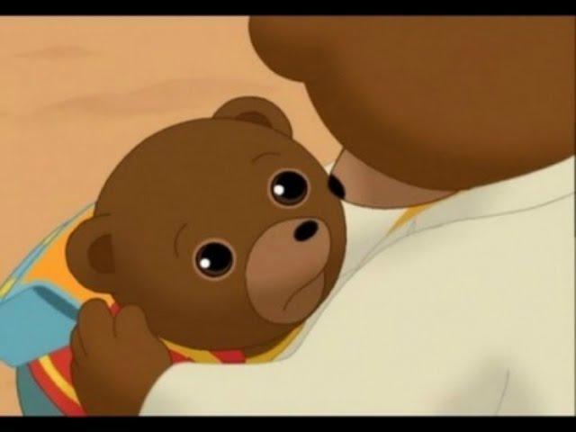 Мультфильм для малышей Бурый медвежонок Все серии канал для детей София Прекрас...