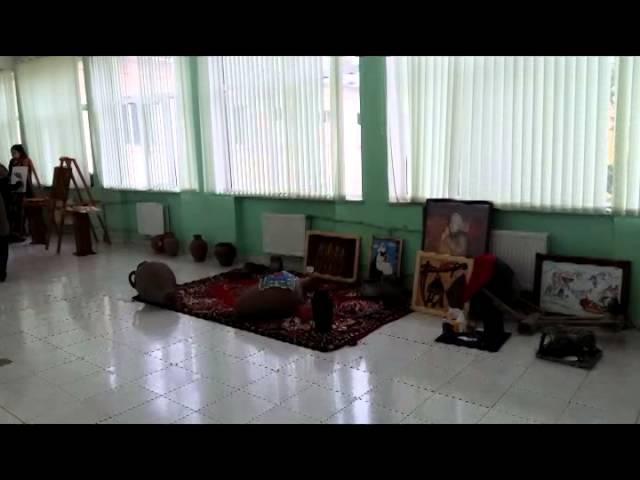 Kitabi Dədə Qorqud dastanının Avropada tərcüməsi və nəşrinin 200 illiyinə həsr edilmiş təqdimat