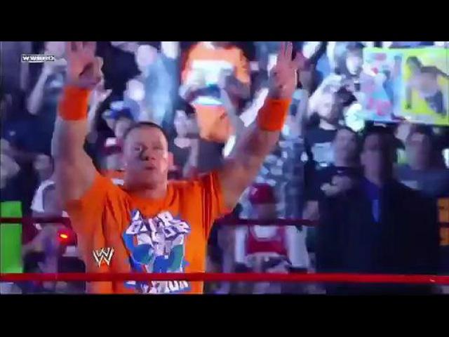 I Quit Match Over the Limit 2010 -- John Cena vs Batista WWE Championship