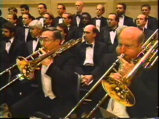 Fanfare for the Common Man, New York Philharmonic, James Levine