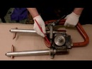 Мощные самодельные клещи для контактной сварки / homemade pincers for contact welding
