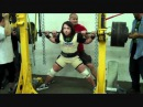 Westside Barbell Squats and Deads Oct. 2010