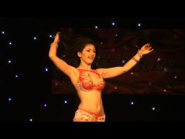 Yana Kruppa ⊰⊱ GLAMOUR bellydance party 16.