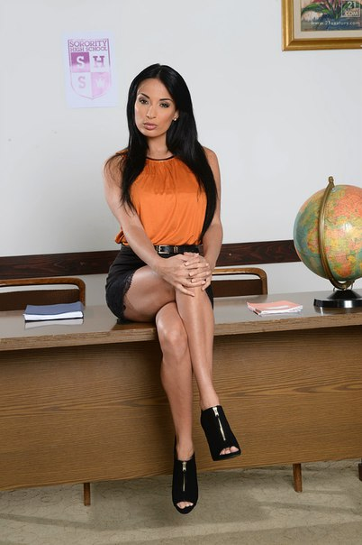 Anissa Kate - The Sexiest Teacher Ever