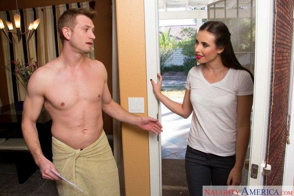 Casey Calvert - Neighbor Affair