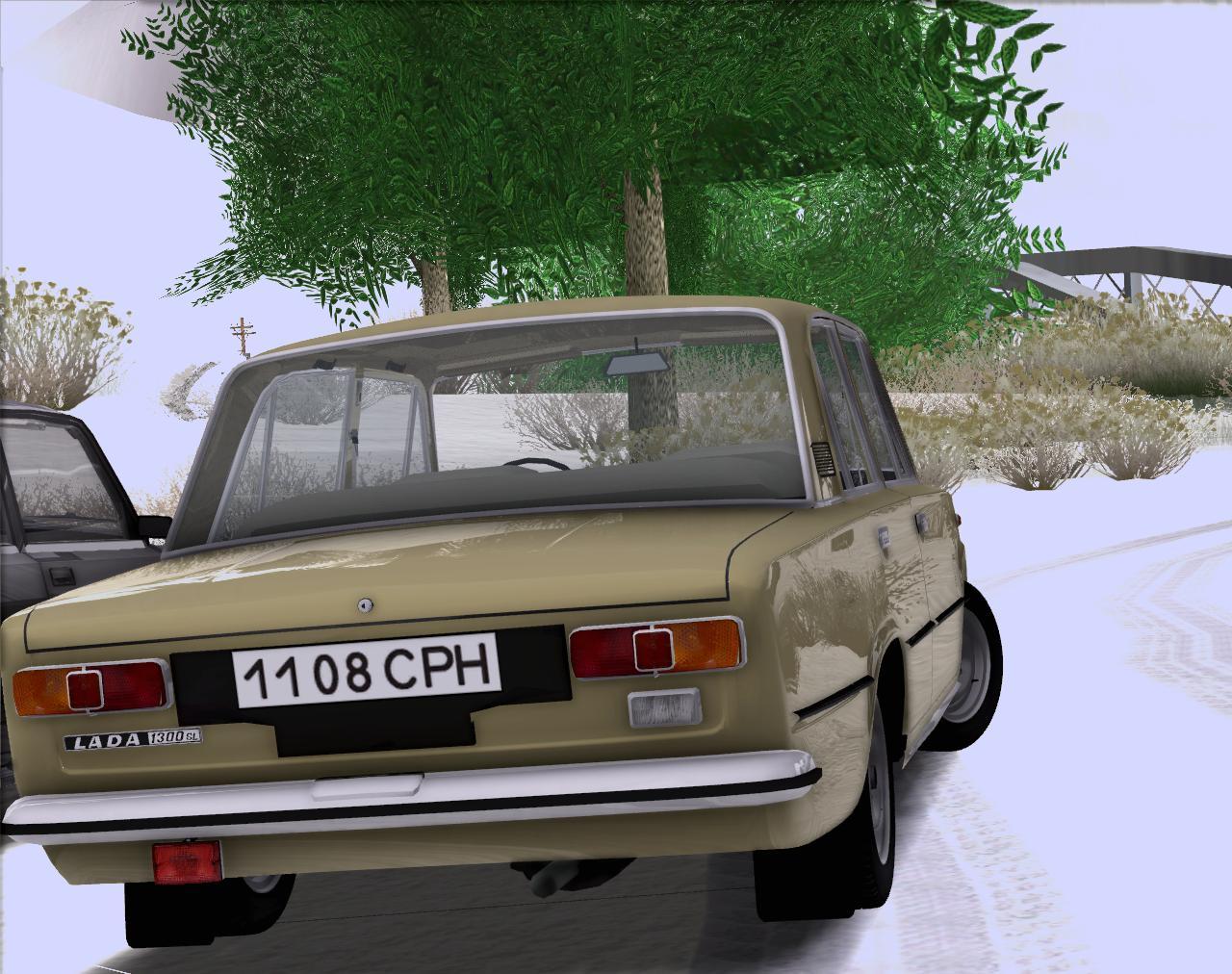 Lada 1200S 'Голландка' - Эксклюзив для GTA