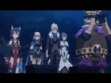 Драконий хаос: Война красного дракона 8 серия / Chaos Dragon: Sekiryuu Seneki 8 серия Raw