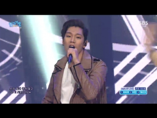 KNK - Knock @ Inkigayo 160313