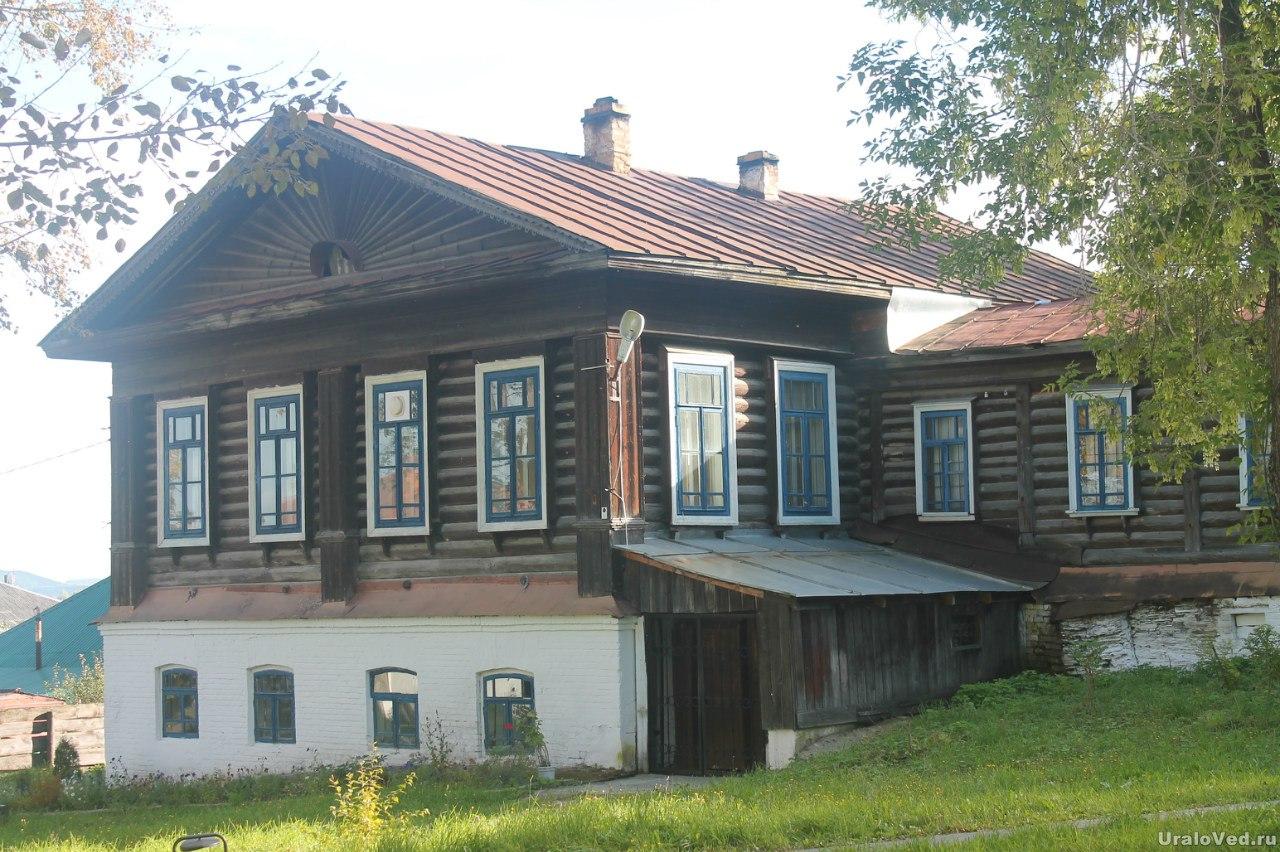 Комплекс зданий музея Красноуфимская земская больница
