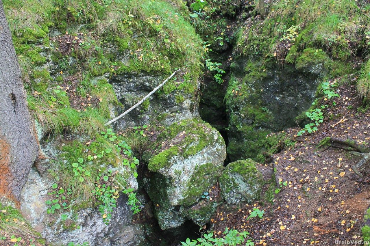 Пещера Шахта 49