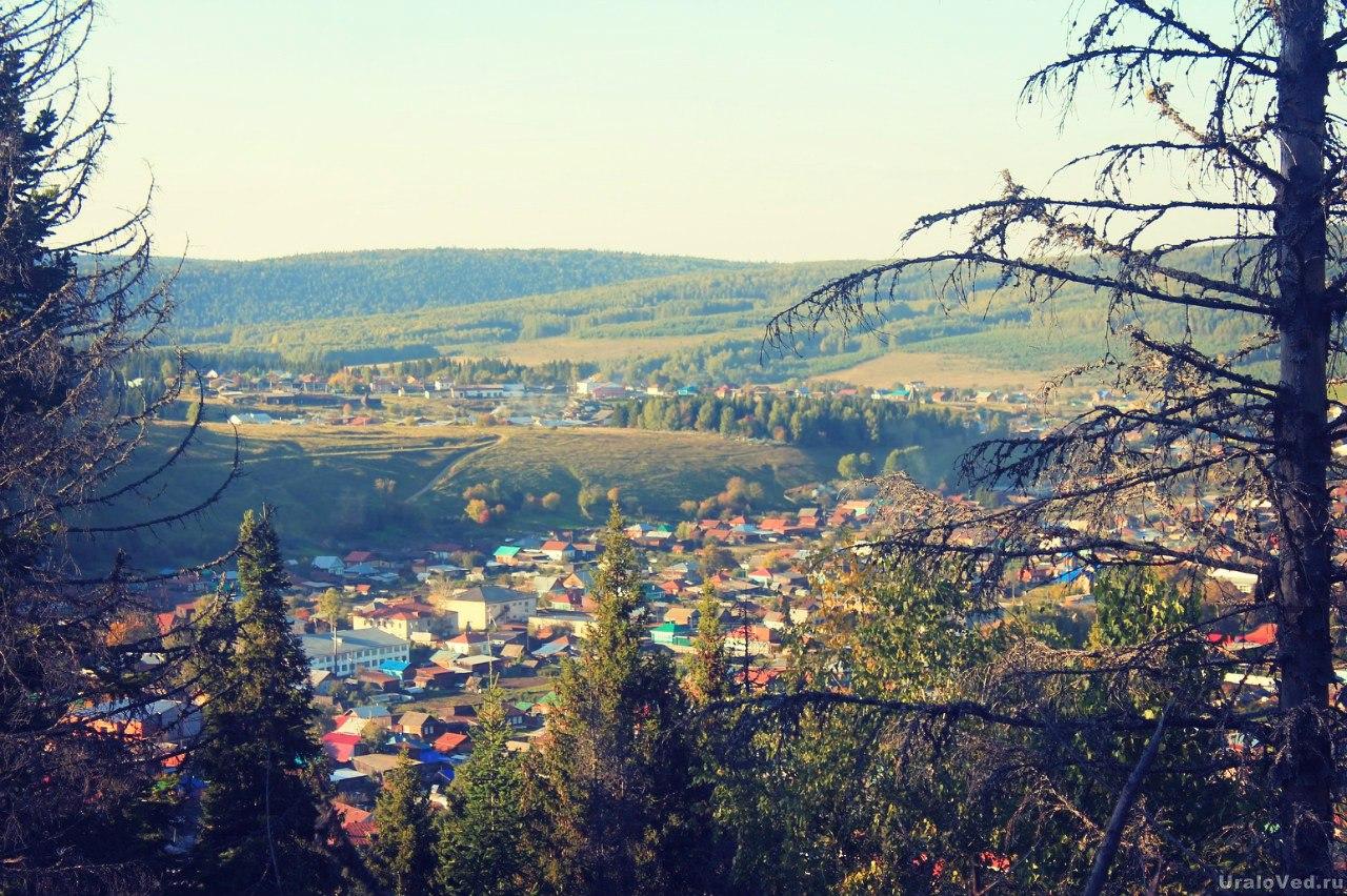 Село Сарана