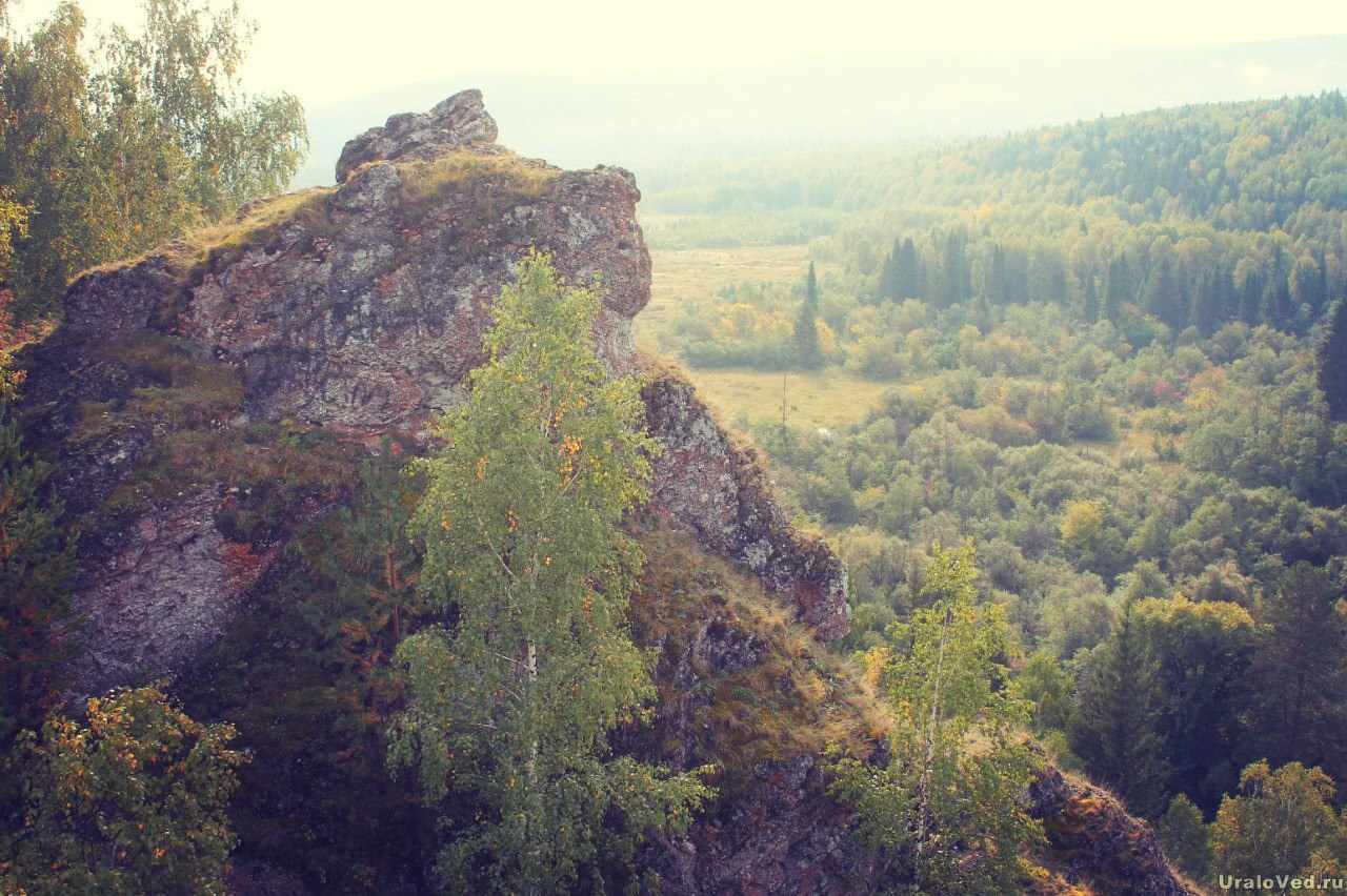 Аликаев камень (Марьин утес)