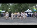 Средняя группа Gold Stars - Спортивный танец с помпонами