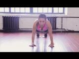 BODYFIRE collection:Круговая тренировка на мышцы пресса и спины.