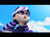 ЛедиБаг и Супер-Кот / Miraculous Ladybug - 1 серия (Русский дубляж - Дисней) HD