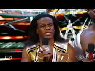 WWE Monday Night RAW 31.08.2015 - Part 3