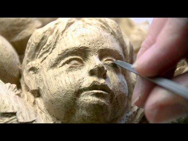 WOODCARVING : Patrick Damiaens , At the