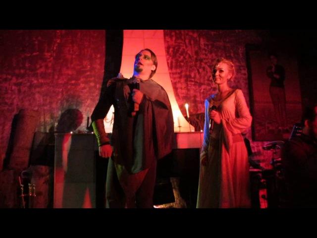 Рок-опера Финрод - Дуэт Тингола и Мелиан (Москва, 20.11.2015, арт-пространство Come In)