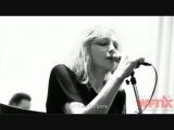 HOLE - Courtney Love - Someone Else's Bed - live - WFNX Radio - Acoustic