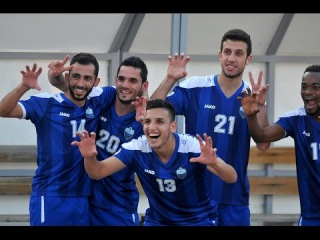 TRIPOLI CLUB vs FC ISTIKLOL: AFC Cup 2016 (Group Stage)