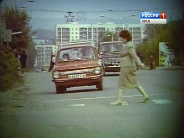 Надежда (город Серов) Свердловская область. 1987г Док. фильм.