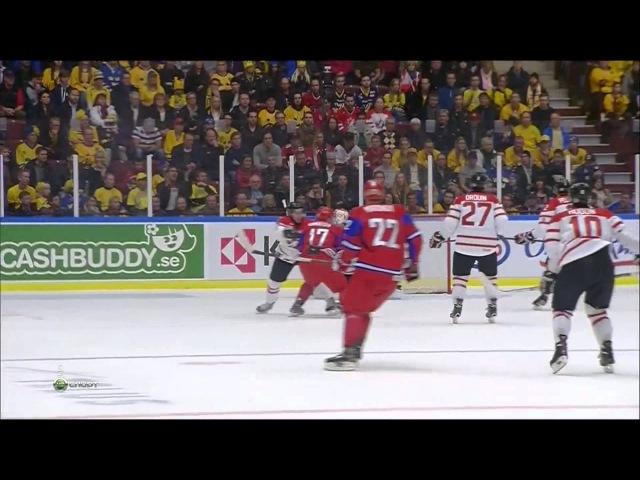 ВИДЕО: МЧМ-2014. ЗА 3 МЕСТО. РОССИЯ - КАНАДА (RUSSIA- CANADA) 2:1
